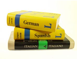 Bilingual immigrants rarely use language dictionaries