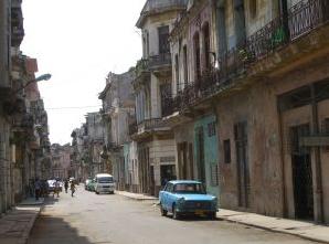 Cuba cholera risk