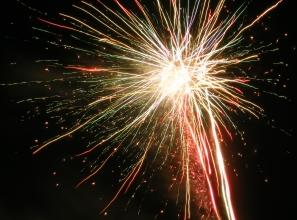 bonfire firework health safety