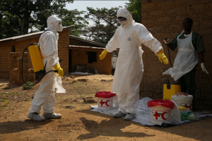 Ebola outbreak 2014