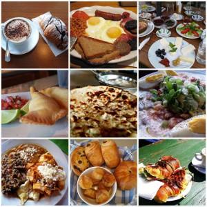 World-breakfasts