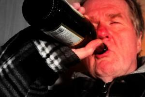 old drinker