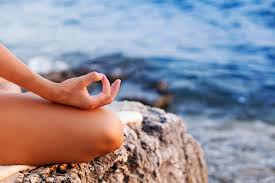 Meditation: harmless breathing, positive living