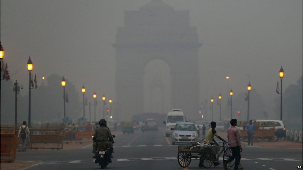 """WHO declared that """"worldwide, ambient air pollution contributes to 6.7 % of all deaths."""""""