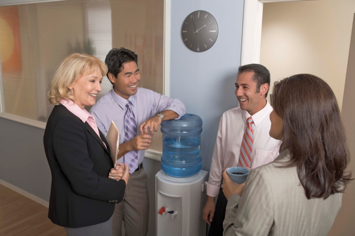 Image result for office water cooler