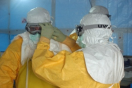 Ebola outbreak in the DRC: update and advice